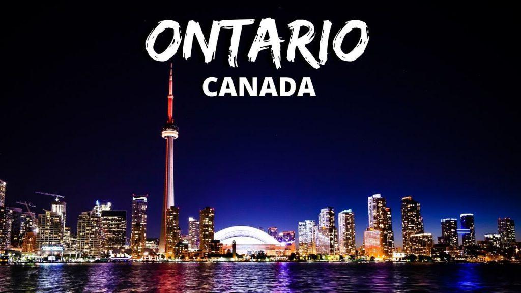 اونتاریو کانادا